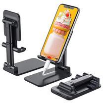 Suporte Tablet Celular Mesa Universal Videoconferência Live - Branco - Nt