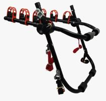 Suporte Transbike Fire  Para 3 Bicicletas Preto. - TRUE