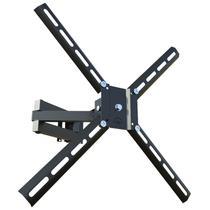 Suporte tri-Articulado 5 movimentos Para televisão e Monitores de até 43 Polegadas -1D - Felype Suportes