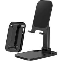 Suporte Universal para Tablet Celular de Mesa - Preto - Nt