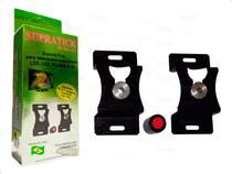 "Suporte Universal Parede Fixo TV 10a71"" LCD/LED/PLASMA/3D (LM02) - Supratick"