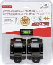 Suporte Universal ULTRA SLIM para TV/FIXO 10-85 - SBRUB859 - Brasforma -