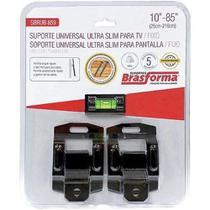 Suporte Universal ULTRA SLIM para TV/FIXO 10-85 - SBRUB859 -