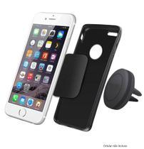 Suporte Universal Veicular Magnético Para Celular Smartphone Gps - Exbom