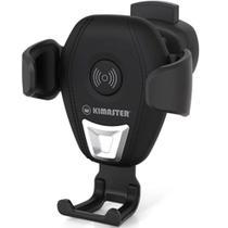 Suporte veicular com carregamento wireless por indução kw135 - Kimaster