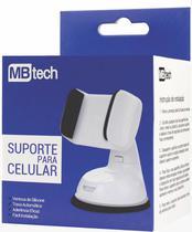 Suporte Veicular com Ventosa Smartphone Gps Mbtech -