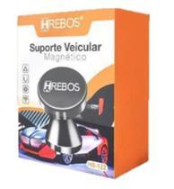 Suporte veicular magnético para smartphone HS-122 - Hrebos