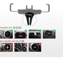 Suporte Veicular Para Celular Fixação Ar Condicionado 03 Garras - Multimarcas