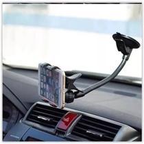 Suporte Veicular Universal Automotivo Para Celular Gps Com Ventosa Para Vidro -
