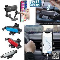 Suporte Veicular Universal Automotivo Para Celular Gps -