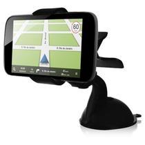 Suporte veicular universal para GPS e Smartphone Ebolt. -