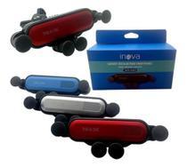Suporte Veicular Universal Para Smartphone de 6.5 Polegadas Inova - SPO-8481q -