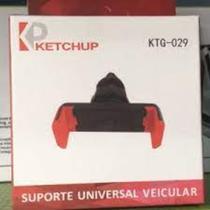 Suporte Veicular Universal para Smartphone - Ketchup