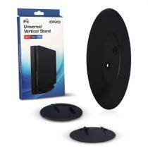 Suporte Vertical Slim E Pro - Preto - PlayStation 4 video game - Otvo