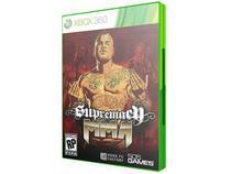 Supremacy MMA p/ Xbox 360 - 505 Games