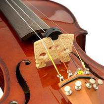 Surdina Borracha Redonda Viola De Arco Paganini PSV041 -