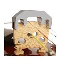 Surdina Metal Cromado Garfo Violino Torelli Ts025 -