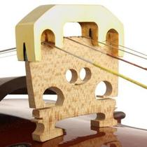 Surdina Metal Dourado Para Violino Paganini PSV047 -