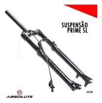 Suspensão Absolute Prime Sl 29 Reta Ar Óleo Trava No Guidão -