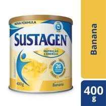 Sustagen Complemento Alimentar Adulto Sabor Banana 400g - Meadjohnson