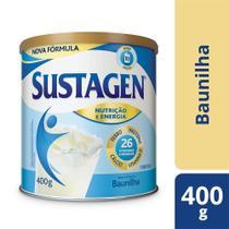 Sustagen Complemento Alimentar Adulto Sabor Baunilha 400g - Meadjohnson