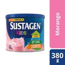 Sustagen Kids 380g Morango -