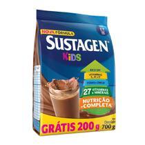 Sustagen Kids Chocolate Sachê Leve 700Gr Pague 500Gr -