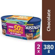 Sustagen Sabor Chocolate 380gr - 2 UN -