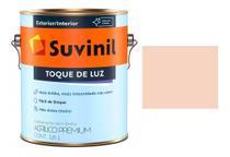 Suvinil Semi Brilho Toque De Luz Acrilico Lavável Pudim De Leite 3,6l -