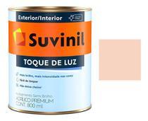 Suvinil Semi Brilho Toque De Luz Acrilico Pudim De Leite 900ml -