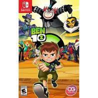 Switch ben 10 - Nintendo