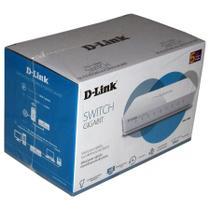 Switch D-Link Gigabit DGS-1008A -