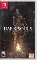Switch Dark Souls Remastered - Bandai Namco