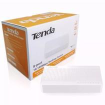 Switch Hub 8 Portas Tenda S108 100 Mbps -