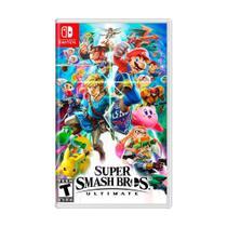 Switch Super Smash Bros Ultimate - Nintendo