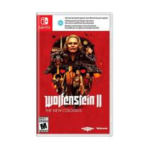 Switch Wolfenstein II: The New Colossus - Bethesda