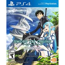 Sword art online lost song - ps4 - Sony