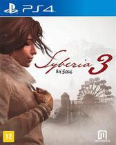 Syberia 3 - PS4 - Microids