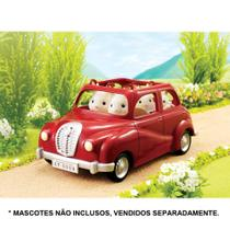 Sylvanian Families - Carro Sedan da Família - Epoch -
