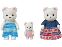 Sylvanian Families Família Ursos Polares - Epoch Magia