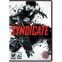 Syndicate Pc - Ea games