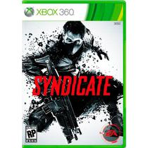 Syndicate - Xbox 360 - Ea games