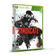 Syndicate - Xbox 360 - Jogo
