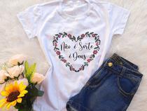 T-shirts feminina 100% kit c/ 15 peças - DONNA RICA T-SHIRTS