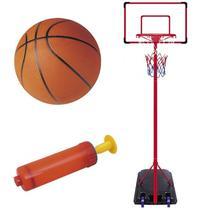 Tabela Basquete Ajustável Base Móvel 488600 Bel Sports -