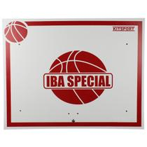 Tabela Basquete Kit Sport Branco/Vermelho -