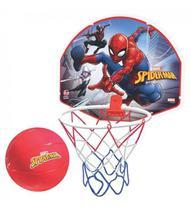 Tabela De Basket Spiderman 2048 - Líder Brinquedos