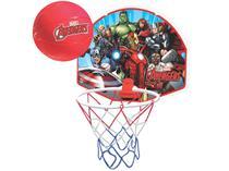 Tabela de Basquete Avengers com Bola - Lider Brinquedos