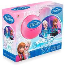 Tabela de Basquete - Frozen - Disney - Líder -
