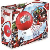 Tabela de Basquete Infantil Avengers Lider Brinquedos - Líder Brinqedos